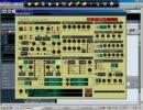 【ニコニコ動画】【synth1講座】効果音のつくりかた【実践編5】を解析してみた