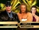【ニコニコ動画】WWE アンダーテイカーVSトリプルH レッスルマニア17 part1を解析してみた