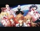 【Key】 Rewrite オープニングアニメ thumbnail