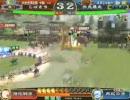 三国志大戦2 関東最強儀決定戦 準決勝こばきち vs 赤兎暴走