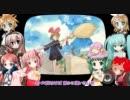 【VOCALOID2合唱団】めぐる季節(アカペラ)【魔女の宅急便】