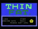 THINFAT Original Sound Track (MSX-MUSIC version) / FRIEVE 1991 thumbnail