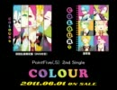 【PointFive(.5)】2ndSingle『COLOUR』クロスフェードムービー thumbnail