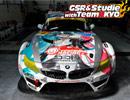【2011SUPER GT Rd.2 FUJI】初音ミク グッドスマイル BMW