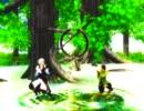 【MMD】瀬戸内で木漏れ日のZigg-Zagg