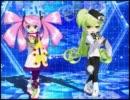 【MMD-OMF】  Wナナのダブルラリアット