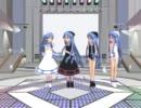 【MMD-OMF】イカ娘に「侵略ノススメ☆」を踊らせてみたかった(修正版)