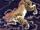 【ニコニコ動画】浮世絵&絵草子に描かれた妖怪たち【怪鳥&鵺 編】を解析してみた