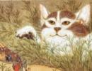 浮世絵&絵草子に描かれた妖怪たち【化け猫編】