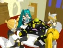【ニコニコ動画】【MMD×バトルドーム】ボカロドーム【モデル紹介・配布動画】を解析してみた