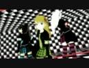 【ニコニコ動画】【MMD】オーバーマスター 美希 響 貴音を解析してみた