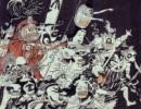 【ニコニコ動画】浮世絵&絵草子に描かれた妖怪たち【百鬼夜行編】を解析してみた