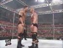 【ニコニコ動画】WWE 伝説の6人ヘル・イン・ア・セル part2を解析してみた