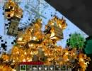 Minecraft 外人が調子乗ってたら大火事になったwwwwww thumbnail