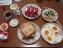 【ニコニコ動画】ウエイトトレーニングで肉体改造していく動画Part.3「減量第一期の食事」を解析してみた