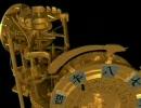 万年時計 和時計/天球儀/時打ちの機構