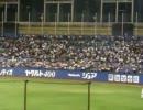 20110614神宮球場埼玉西武戦4分間耐久走る大移動チャンステーマ
