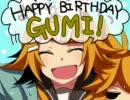 【祝!】ボカロ学パロ漫画でGUMIを祝う【GUMI誕】
