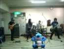 バンドで マクロスF 『ライオン』 を演奏してみた。
