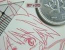 [消しゴムはんこ] 宮藤芳佳を彫ってみた [SW]