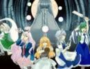 【第3回東方ニコ童祭】 此の君取りて月に問ふ PV【合作】