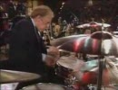Buddy Richのドラムソロ