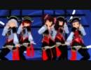 【ニコニコ動画】【MMD】魔王エンジェル+赤肩でDanceでバコーン!を解析してみた