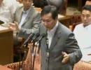 2011年07月20日 【衆議院】復興特別委員会04 吉井英勝(共産党)