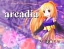 【UTAUM@s】arcadia【波音リツ強連続音源】