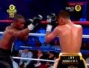 ボクシング ゲイリー・ラッセル・Jr vs エリック・エストラダ