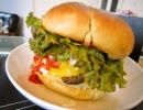 ひとりぼっちのおっさんのハンバーガー