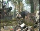 Xbox360 COD BO 枯れた声で実況プレイ~M60 高機動型~