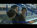 【ニコニコ動画】リヨンで練習する高橋大輔を解析してみた