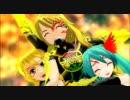 【第7回MMD杯本選】アイドルライナーオーズ ED STAR & BUNNY