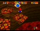スーパーマリオ64 ノーコイン・ノーキルクリア4