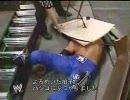 【ニコニコ動画】【WWE】(Unforgiven2006)TLCマッチ/ エッジ vs ジョン・シナ 2/2【プロレスを解析してみた