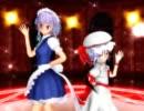 【東方MMD】レミリアと咲夜で「Sweet Magic」 thumbnail