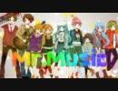 【歌ってみた】Mr.Music【繭林結七癒白紡】