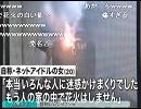 【ニコニコ動画】片桐えりりか マジキチ 花火事件のニュース報道について語る!2011.9.1を解析してみた