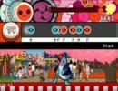 ③【リベンジ】最高難易度の太鼓の達人風ゲームを作ってみた thumbnail