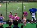 【ニコニコ動画】2007.11.09 アジアシリーズ台湾戦07 2回終了後ダンスを解析してみた