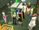 Sims2 「ひぐらしのなく頃に解」本編にできるだけ似せてみたPart6 皆殺し編 thumbnail