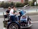 第50位:魔改造したバイクで高速道路を走ってみた thumbnail