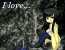 【UTAUオリジナル】 I love... 【地味音オ