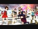 (BSR48支援)【MMD】女子陣で(略)ブルージーンズ・増量版【戦国BASARA】