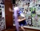 【ニコニコ動画】コスプレして踊ってたら親が来た【生放送】を解析してみた