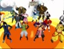 【MMD】ドキッ!男だらけでぽっぴっぽー【戦国BASARA】 thumbnail