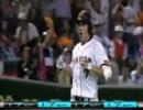 【ニコニコ動画】巨人・長野代打サヨナラ逆転満塁ホームラン!&内海最多勝!を解析してみた