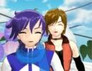 【MMD】ガンダーラ【MEITO&KAITO】