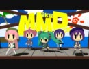 【MMD】Irony【KAIKO・モモ・デフォ子モデル配布開始しました】